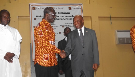 GN Bank vows to do more in Liberia