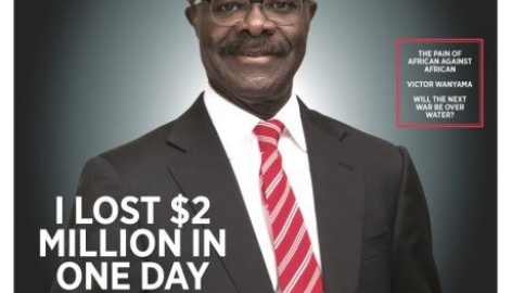 Papa Kwesi Nduom cover star of Forbes Africa April edition