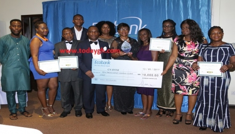 GN Bank Scoops Awards