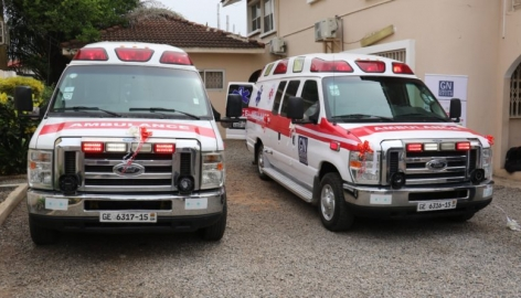 GN launches Health Ambulance Service