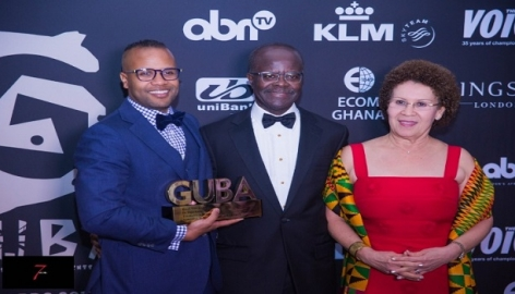 Nduom Wins Another Award in UK
